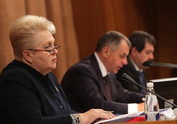 Парламент Крыма назначил Михайличенко первым вице-премьером, Маленко— первым вице-спикером