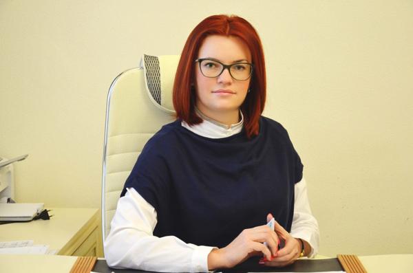 Олеся Харитоненко: «Не снимаем с себя ответственности за решение проблем, в отличие от других политических партий»