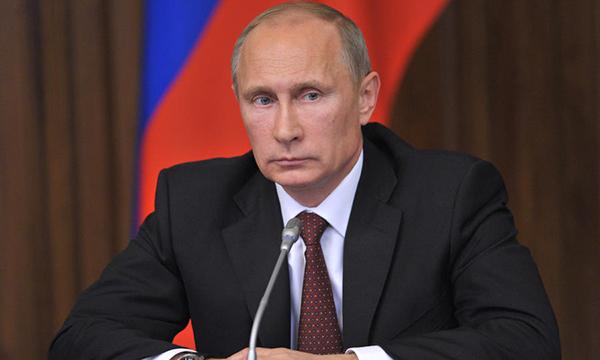 Россияне считают главной заслугой Путина за последний год действия на международной арене