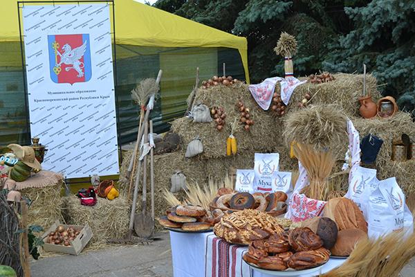 Проект «Российское село» в Красноперекопском районе
