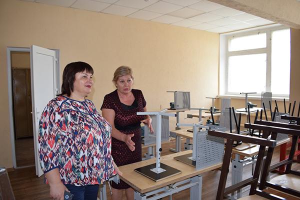 Нина Пермякова: «Школы Евпатории готовы к новому учебному году»