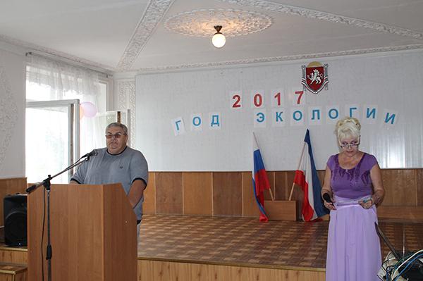 В Нижнегорском районе подвели промежуточные итоги партийного проекта «Экология России»