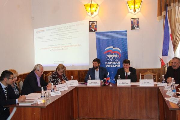 В Симферополе обсудили особенности миграционных услуг в Крыму