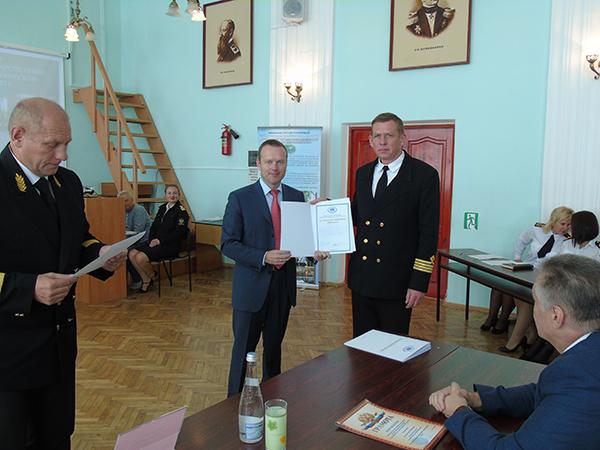 Константин Бахарев посетил Керчь