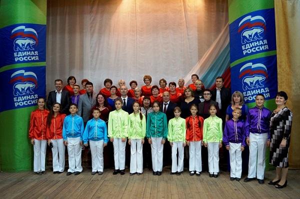 Сельские клубы Советского района получили сертификаты «Местного дома культуры»