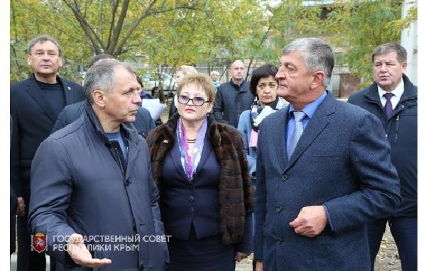 Саки – один из наиболее успешных регионов в части освоения средств ФЦП, – Владимир Константинов