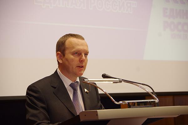 Бахарев анонсировал изменения в формате работы парторганизаций