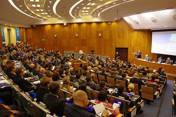 Состоялась V Конференция Крымского отделения «Единой России»