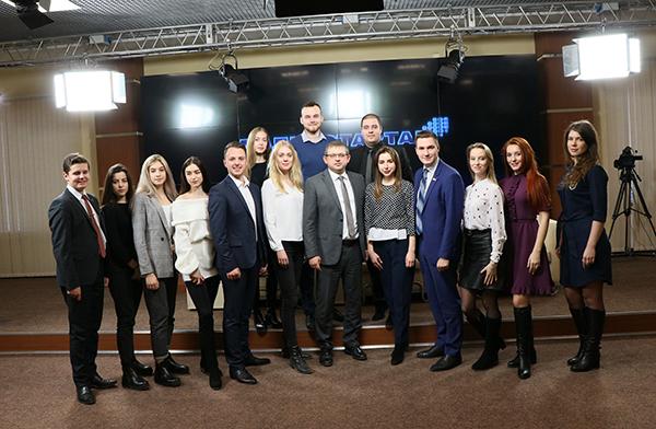 В Крыму презентован проект «Единой России» «ПолитСтартап»