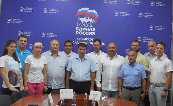 Единороссы обсудили законопроект по защите памятников от вандалов