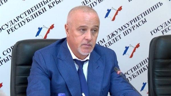 Заместитель председателя Комитета Государственного Совета Республики Крым по информационной политике, информационным технологиям и связи Валерий Коваленко