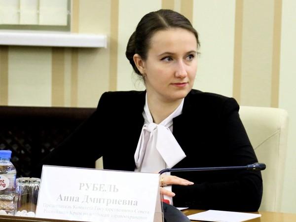 Председатель Комитета Государственного Совета РК по вопросам здравоохранения А. Рубель