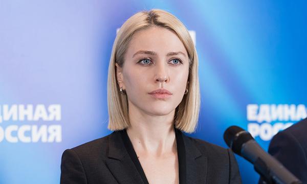 Депутат Госдумы Алена Аршинова. Фото: ER.RU
